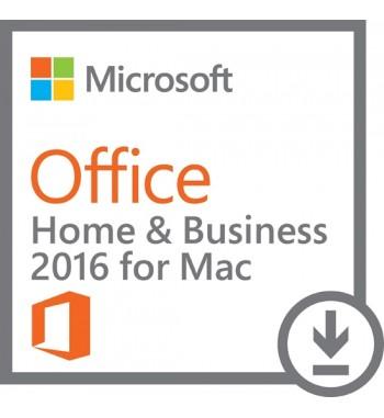 MICROSOFT OFFICE 2016 HOME AND BUSINESS, 32/64 BIT, TOATE LIMBILE, LICENTA ELECTRONICA PENTRU MAC